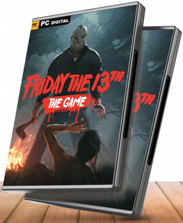 Random Steam Key + Friday The 13th The Game + Challenges Pc