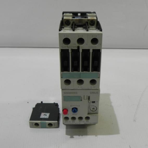 Rele De Sobrecarga 8-12,5a 3us50001k Siemens + Bobina 220v