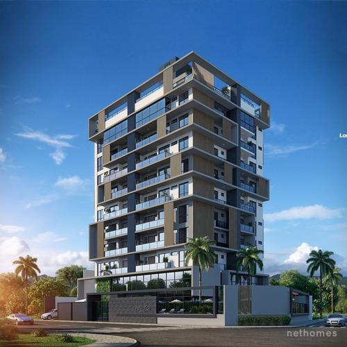 Imagem 1 de 10 de Apartamento - Praia Brava De Itajai - Ref: 4756 - V-4756