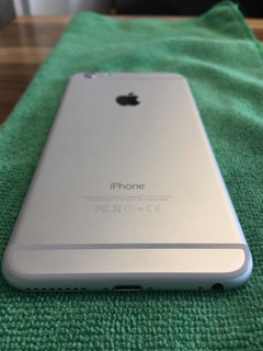 iPhone 6 Plus Silver 128gb Intacto