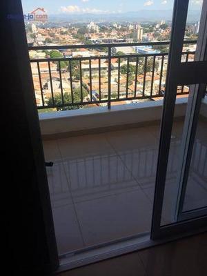 Apartamento Com 3 Dormitórios Para Alugar, 82 M² Por R$ 1.600/mês - Palmeiras De São José - São José Dos Campos/sp - Ap5521