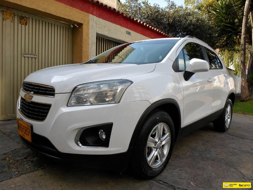Chevrolet Tracker Ls Mecánica
