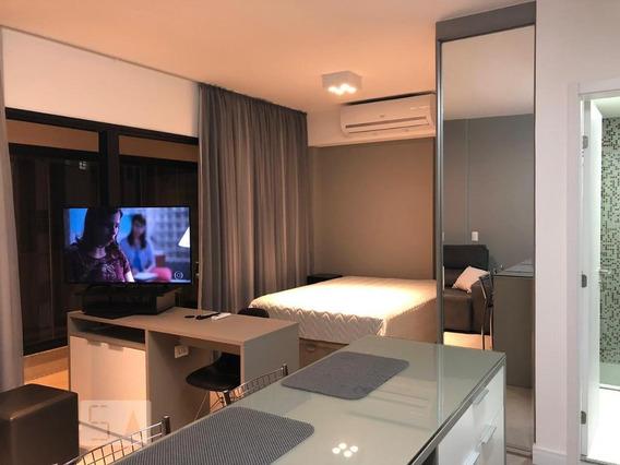 Apartamento Para Aluguel - Vila Olímpia, 1 Quarto, 39 - 893114161