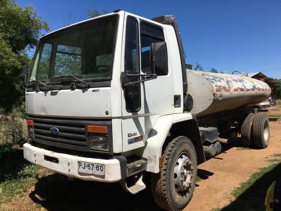 Camión Aljibe 11 Mil Litros Ford Cargo Conversable