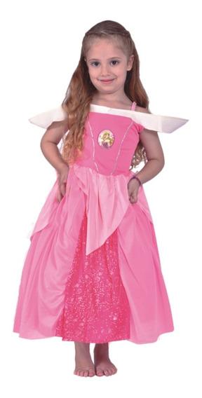 Disfraz Princesas Disney Aurora Original Newtoys Mundomanias