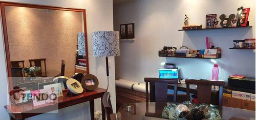Imagem 1 de 18 de Imob03 - Apartamento 53 M² - Venda - 2 Dormitórios - Lauzane Paulista - São Paulo/sp - Ap2848