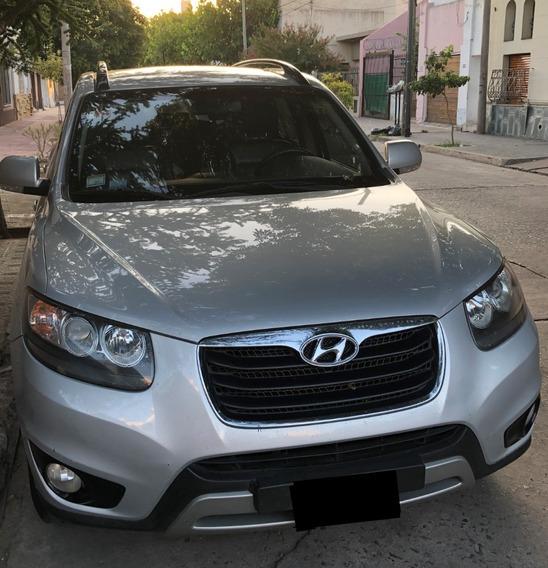 Hyundai Santa Fe Premium 7 Asientos Automatica 2011 4wd