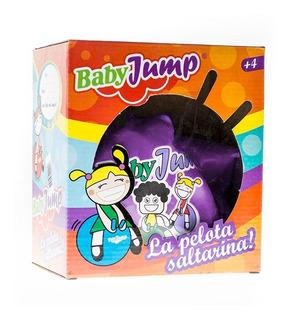 Pelota Saltarina Baby Jump La Original Turby Saltarin
