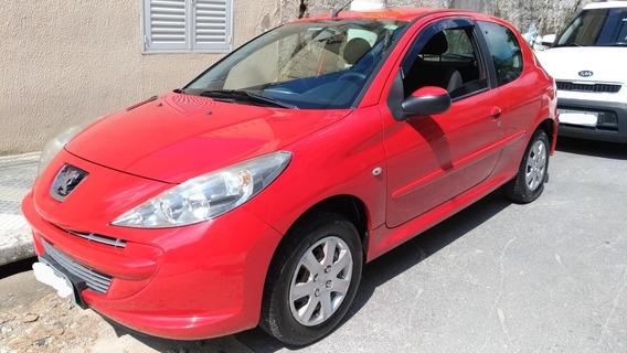 Peugeot 207 8v 1.4 Xr 2012 - Novo Baixa Km