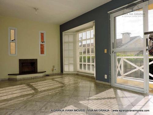 Casa Com 3 Dormitórios À Venda, 153 M² Por R$ 700.000,00 - Granja Viana - Cotia/sp - Ca1408