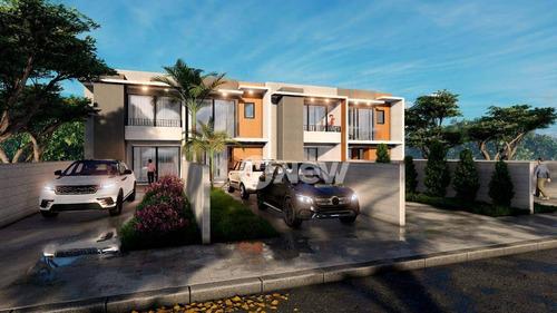 Imagem 1 de 6 de Casa Com 2 Dormitórios À Venda, 95 M² Por R$ 432.000 - Centro - Portão/rs - Ca3938