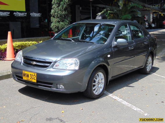 Chevrolet Optra 1.4 Sedan