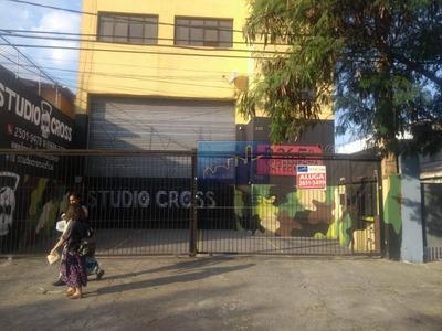 Salão Comercial Para Locação, Jardim Artur Alvim, São Paulo. - Sl0035