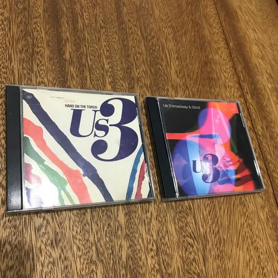 Lote Colección Discografía Cds Us3 - Cd Jazz Funk Rap Hiphop