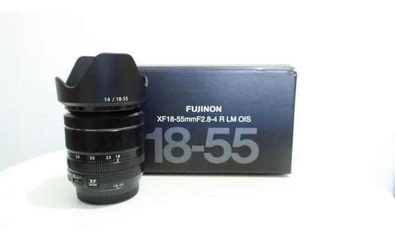Lente Fujifilm 18-55mm F/2.8-4 (2 Meses De Uso)