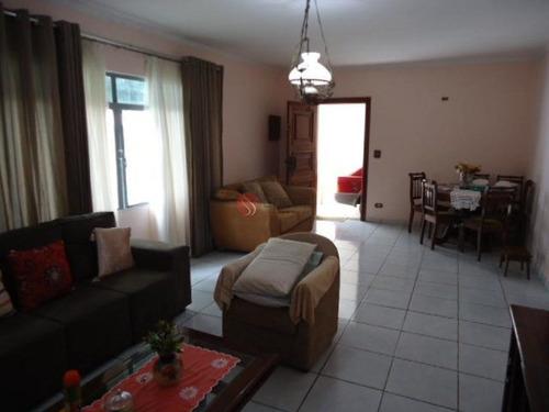Casa Residencial À Venda, Vila Granada, São Paulo - Ca1410. - Af15222