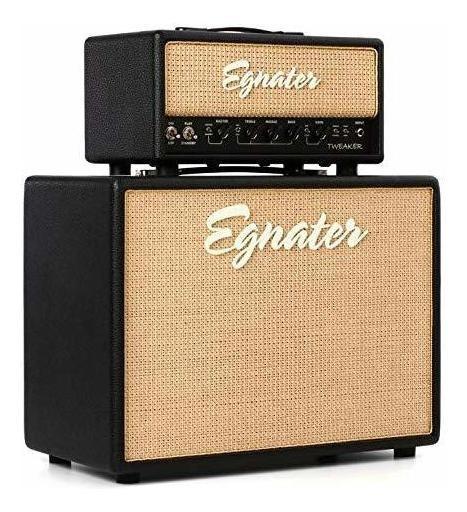 Amplificador Egnater Tweaker-15 Stack 15-watt Tube Head 1x ®