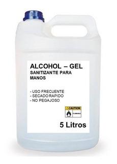 Alcohol En Gel A Granel