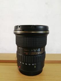 Lente Tokina 11-16mm F/2.8 Para Canon