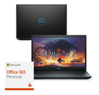 Notebook Gamer Dell G3 3590 Core I5 8gb Ssd Gtx 1650 Office