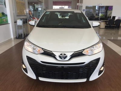 Toyota Yaris Hatch Yaris Xs 1.5 Flex 16v 5p Aut. Flex Cvt