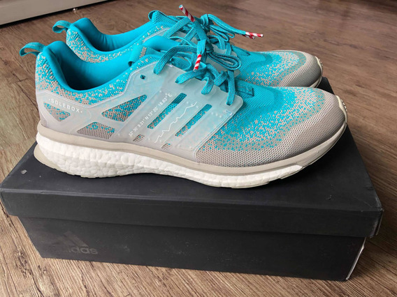 adidas Energy Boost X Packer Shoes X Solebox