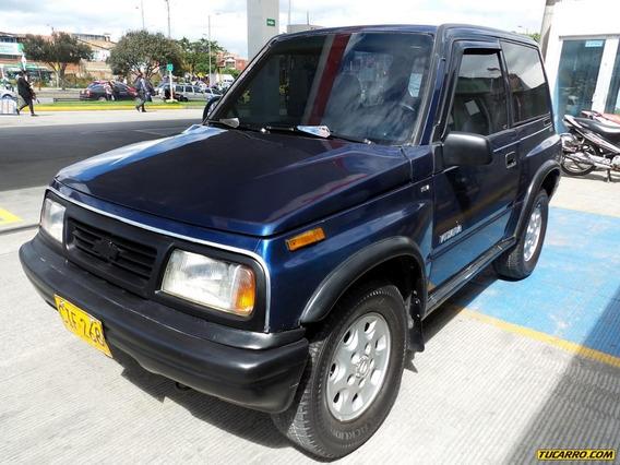 Chevrolet Vitara Cabinado