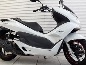 Honda Pcx 150 Branca ( 9.570km )