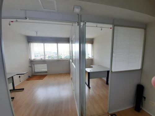 Sala Para Aluguel, 1 Vaga, Água Branca - São Paulo/sp - 1110