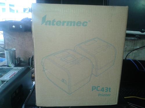 Impressora De Etiqueta Pc43t Nova Na Cx