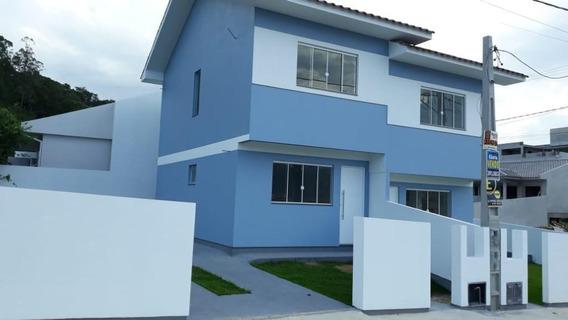 Sobrado Com 2 Dormitórios À Venda, 66 M² Por R$ 190.000 - Bela Vista - Palhoça/sc - So0619
