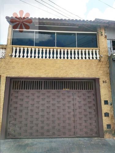 Imagem 1 de 15 de Casa Sobrado Em Parque Boturussu  -  São Paulo - 5565
