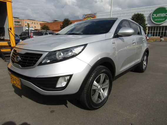 Kia New Sportage Revolution Mt 2000cc 2ab Abs 4x4