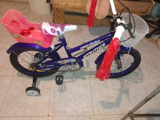 Bici Niña Rodado 16