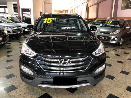 Hyundai Santa Fé Gasolina Automática 2014/2015