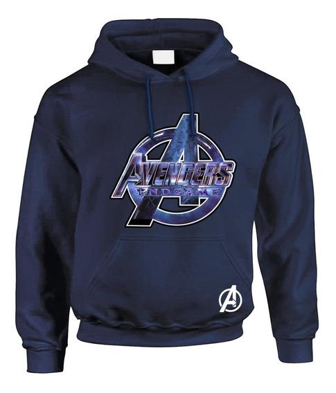 Sudadera Hoodie Avengers End Game Marino Envío Gratis!!