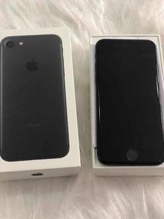 iPhone 7 32 Gb Apple Preto