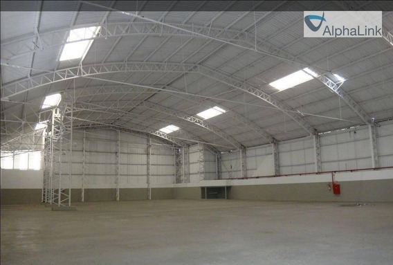 Galpão Industrial 5000 M² 3 Docas - Vila São Silvestre, Barueri - Ga0017