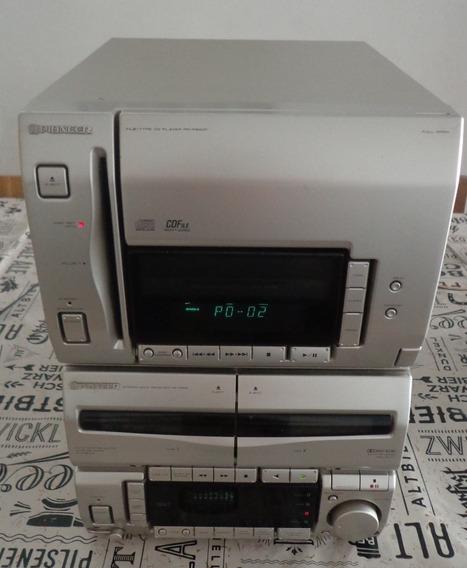 Receiver E Cd Player Pioneer Rx-p-840 - Ler Anúncio