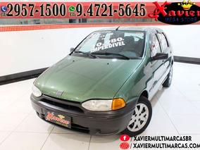 Fiat Palio Ex 1.0 4p Verde 2000 Financiamento Próprio 9574