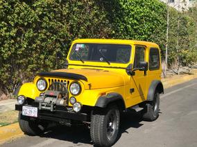 Jeep Cj7 1982 Perfecto Estado