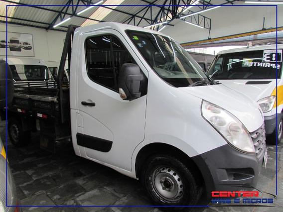 Renault Master Chassi Carroceria Aberta Pronta Entrega