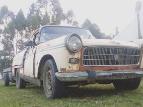 Peugeot 404 Año 72