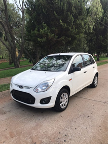 Ford Fiesta 2013 4 Cilindros