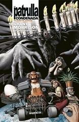 Libro - Comic La Patrulla Condenada Libro 04: Pla Amor