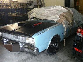 Capot Dodge Gtx