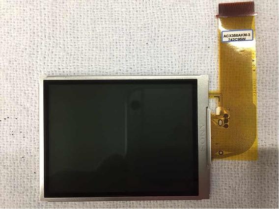 Display Lcd Sony Dsc-w80,w90,w200