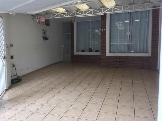Sobrado Com 3 Dormitórios À Venda, 145 M² Por R$ 639.000,00 - Vila Gilda - Santo André/sp - So2373