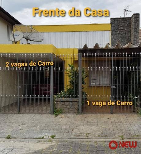 Casa Com 3 Dormitórios À Venda, 219 M² Por R$ 480.000,00 - Ponte Grande - Guarulhos/sp - Ca0819