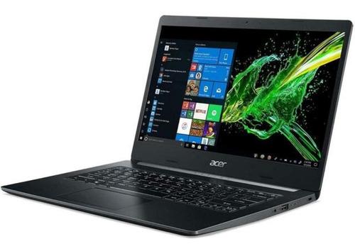 Notebook Acer I7-8565u 8gb. 512gb Ssd 14¨full Hd Win 10